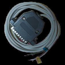 Кабель для подключения пульта С2000 к компьютеру