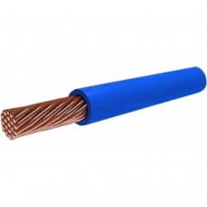 Провод установочный ПуГВ 1х1.5 синий многопроволочный