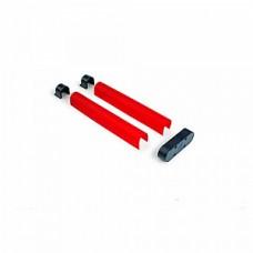Накладки резиновые на стрелу 4м. (001G0403)