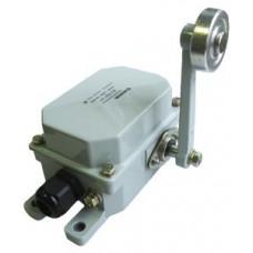 Выключатель концевой КУ-701 У2, рычаг с роликом, 10А, IP54, 2 эл. цепи