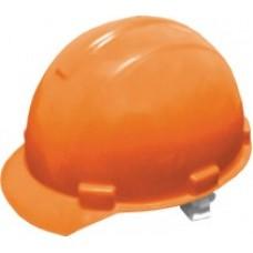 Каска строительная оранжевая (12201)