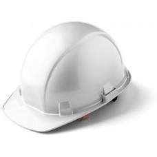 Каска строительная белая (12200)