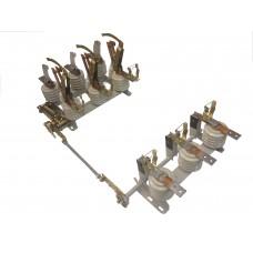 Выключатель нагрузки ВНА/ТЕ-Л(л)-10/630-ЗнП(ПКТ-102) в комплекте с приводами и вилками (4296447)
