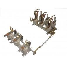 Выключатель нагрузки ВНА/ТЕ-П(п)-10/630-ЗнП(ПКТ-102) в комплекте с приводами и вилками (4327693)