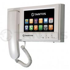 Цветной монитор с сенсорным экраном LOKI + ,белый
